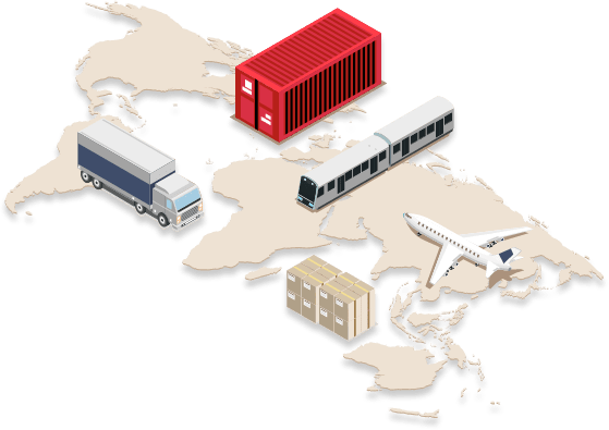 International shipping and fulfillment with Moodja